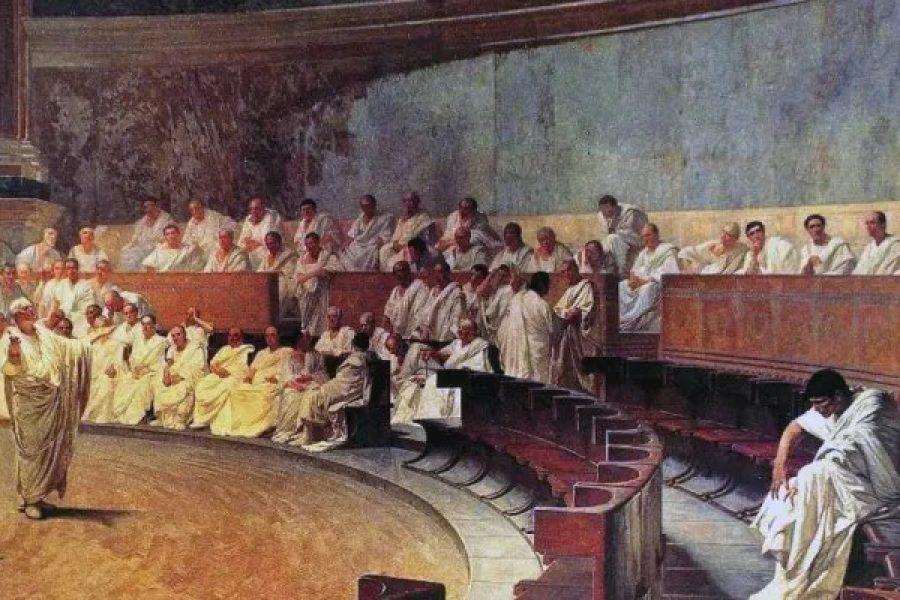 La legge naturale e l'autonomia dell'Uomo in Cicerone