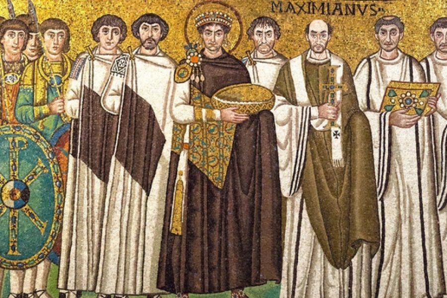 """Giustiniano e """"il troppo e 'l vano"""": l'unità è sempre un bene?"""